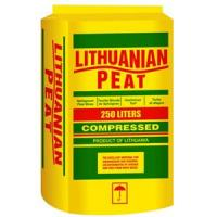 Субстрат 'LITHUANIAN PEAT'
